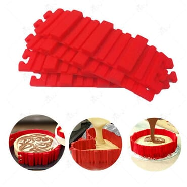 Silicone Cake Bake Snake Mould